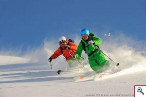 Perfekte Wintersportbedingungen in St. Anton am Arlberg - (c) Josef Mallaun & TVB St. Anton am Arlberg